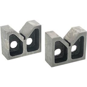 "Cast-Iron V-Block Pairs - 3"""