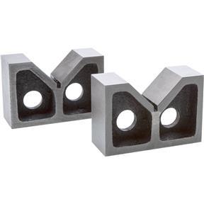 "Cast-Iron V-Block Pairs - 4"""
