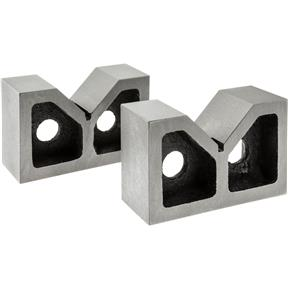 "Cast-Iron V-Block Pairs - 5"""