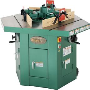 3 HP Three-Spindle Shaper
