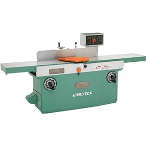 "16"" x 99"" Z Series Jointer w/ Spiral Cutterhead"