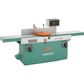 "16"" x 99"" 3-Phase Z Series Jointer w/ Spiral Cutterhead"