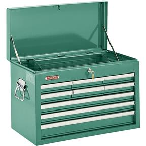 9 Drawer Top Chest w/ Ball Bearing Slides