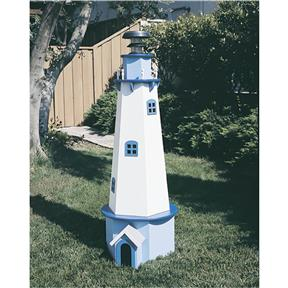 Paper Project Plans to Build a Lighthouse