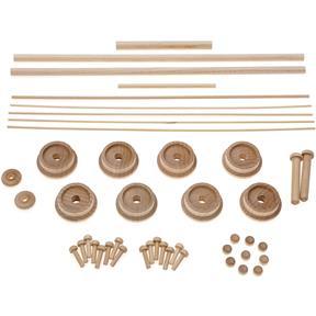 Detail Kit For H1336 Caboose