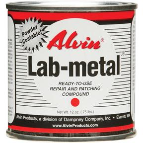 Lab-Metal, 12 oz. Net Weight