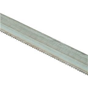 "121-1/2"" x 1"" x .035"" x 10 TPI Raker Bandsaw Blade"