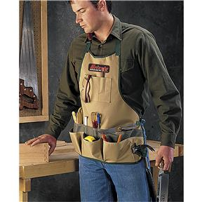 Carpenter's Bib Apron
