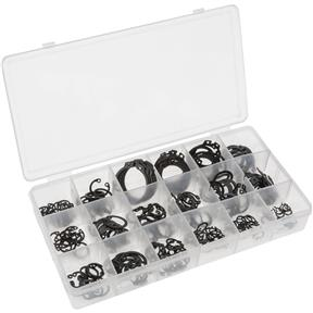 225 pc. C-Clip Set