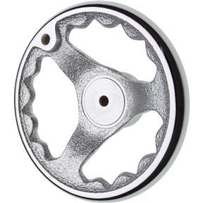 "Cast-Iron Handwheel - 6"""