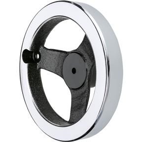 "Spoked Handwheel - 7"""