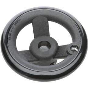 "Plastic Handwheel - 4"""