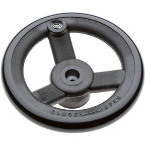 "Plastic Handwheel - 5"""
