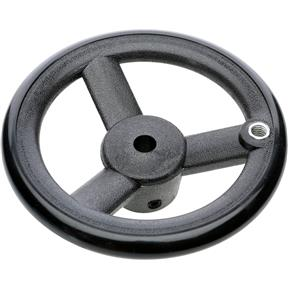 "Plastic Handwheel - 6"""