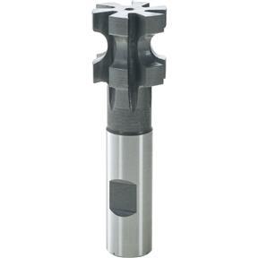 """Concave Milling Cutter - 1/4"""" Radius"""