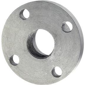 """Aluminum Faceplate - 2"""" x 3/4"""" x 16 TPI"""