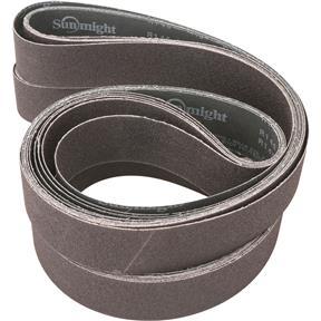 """2"""" x 72"""" A/O Sanding Belt 60 Grit, 10 pk."""