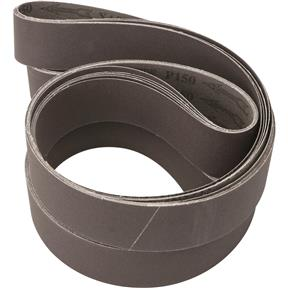 """2"""" x 72"""" A/O Sanding Belt 150 Grit, 10 pk."""