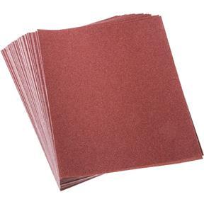 "9"" x 11"" A/O Sanding Sheets, 150 Grit A Paper, 50 pk."