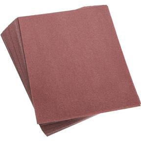 "9"" x 11"" A/O Sanding Sheets, 220 Grit A Paper, 50 pk."