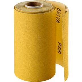 "4-1/2"" x 30' A/O Sanding Roll 220-C Grit"