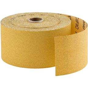 "2-3/4"" x 120' A/O Sanding Roll 120-C Grit, PSA"