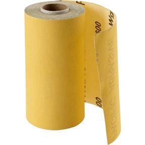 "4-1/2"" x 30' A/O Sanding Roll 600-C Grit, PSA"