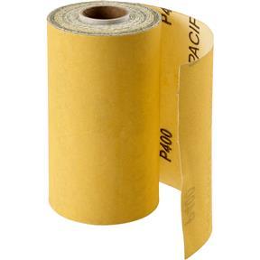 "4-1/2"" x 30' A/O Sanding Roll 400-C Grit, PSA"