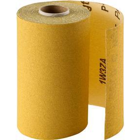 "4-1/2"" x 30' A/O Sanding Roll 180-C Grit, PSA"