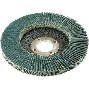 "4-1/2"" x 7/8"" Z/A Flap Disc, Type 27, 60 Grit"