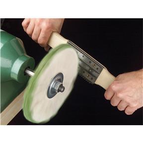 Buffing Wheel Rake w/ Handle