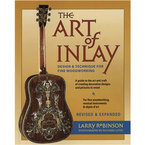 The Art of Inlay - Book