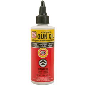 Gun Oil, 4 oz. Liquid Bottle