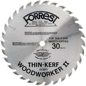 "10"" x 5/8"" 30t ATB .090 Ripping Blade"