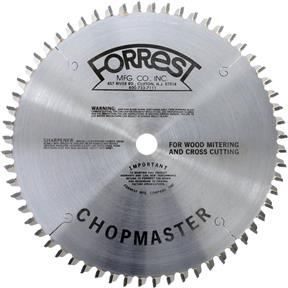"8-1/2"" x 5/8"" 60t VP .090 Radial Arm/Chop Saw Blade"