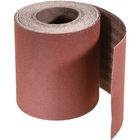 "6"" x 50' A/O Sanding Roll 36 Grit, Cloth"