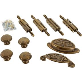 Entertainment Armoire Hardware Kit
