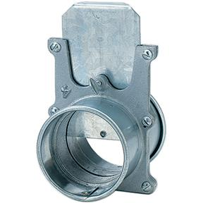 """8"""" Industrial Dust Collection Blast Gate"""