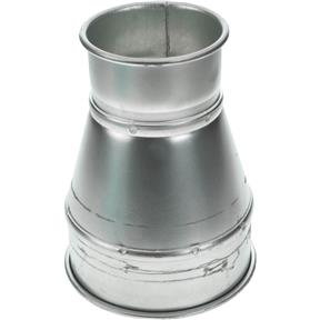 "4"" x 6"" Industrial Dust Collection Reducer (Style 1)"