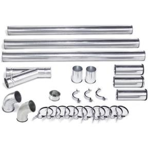 "4"" Industrial Dust Collection Fittings Starter Kit"