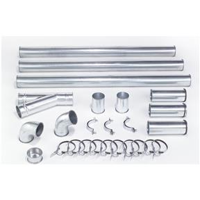 """5"""" Industrial Dust Collection Fittings Starter Kit"""