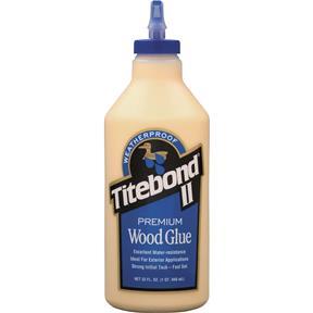II Premium Wood Glue, 1 qt.