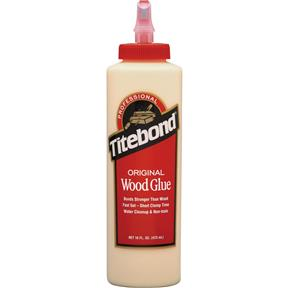 Original Wood Glue, 16 oz.