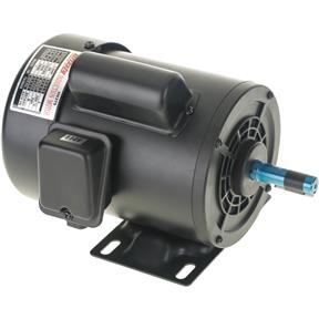 Motor 1/2 HP Single-Phase 3450 RPM TEFC 110V/220V