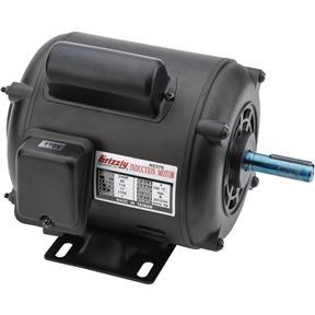 Motor 3/4 HP Single-Phase 1725 RPM ODP 110V