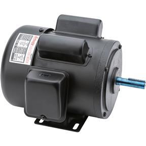 Motor 3/4 HP Single-Phase 1725 RPM TEFC 110V/220V