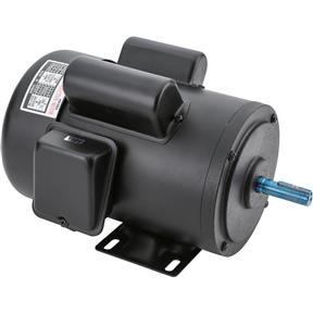 Motor 1-1/2 HP Single-Phase 3450 RPM TEFC 110V/220V