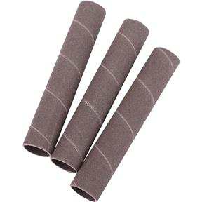 """3/4"""" Dia. x 4-1/2"""" A/O Hard Sanding Sleeve, 150 Grit, 3 pk."""