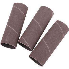 """1-1/2"""" Dia. x 4-1/2"""" A/O Hard Sanding Sleeve, 150 Grit, 3 pk."""