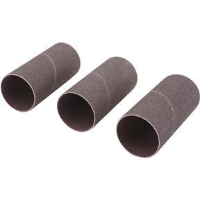 """2"""" Dia. x 4-1/2"""" A/O Hard Sanding Sleeve, 60 Grit, 3 pk."""